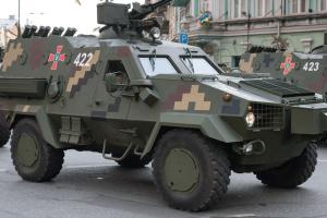 Україна експортувала до США один «Дозор-Б»