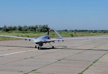 ВМС України отримали перший комплекс Bayraktar TB2