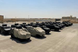«Козак-5» відправились до Саудівської Аравії