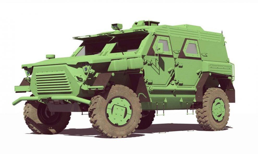 Нарешті «Українська бронетехніка» розробили автомобіль для заміни армійських УАЗів
